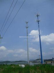 Communication de la tour tubulaire