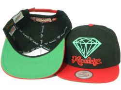 Сосредоточить внимание на плоских солнцезащитный козырек бейсбольной Red Hat малых с высоким качеством (HR-033)