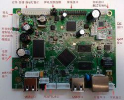 Беспроводной Двухъядерный Android ЖК-Digital Signage системная плата для печатных плат для рекламы на дисплее