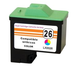De compatibele Patroon van de Inkt voor Lexmark (10N0016/10N0026)