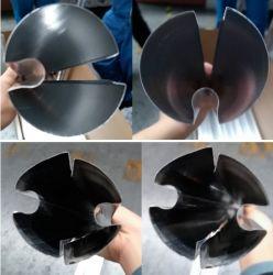 태양열 수집기를 위한 알루미늄 열전달 탄미익