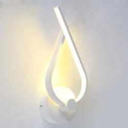 Lichte LEIDENE van de Muur van de Muur van het Beeld van de lamp de Lichte Eenvoudige Lamp van de Muur
