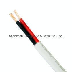 Плоский провод электрического кабеля с ПВХ изоляцией PE кабель проводник Cu оболочки кабеля