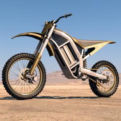 Gang weniger elektrisches Motorrad der Reichweite 98kg des Entwurfs 72V-3KW 5KW 10KW 120kmh 100KM mit elektrischem Motorrad im Radnabenmotor