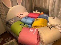 Nuevos Productos para el Otoño/Invierno 2020 de la marca gran colcha de Otoño/Invierno de Core, Super suave de algodón de seda de plumas de núcleo de la tendencia de los Países Nórdicos