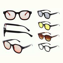 TR90 لون أحمر عالية الجودة المطاط مشهد قابل للتغيير زجاج فتحات الزجاج صناعة مزدوجة القراءة زائد مضاد عدد -1.75 الرؤية الساطعة نظارات بصرية