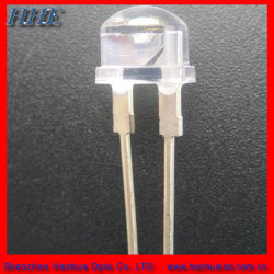 F8 0.5W Straw Hat LED With 30-40lm Golden