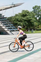 دراجة كهربائية للطرق معتمدة من Velowave UL مقاس 27,5 بوصة للبالغين بقوة 250 واط موتور 25 ميل/ساعة 36 فولت 7 أمبير/ساعة بطارية مدينة الليثيوم دراجة E أيما