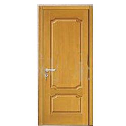 Salle chinoise porte en bois (WPC porte de la peau, bois, matériau ignifugé)