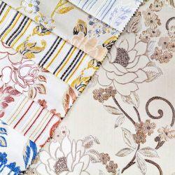 Stoffen van de Stoffering van de Dekking van de Bank van het Kussen van het Beddegoed van het Huis van de Stof van de Jacquard van de polyester de Borduurwerk Geweven Textiel