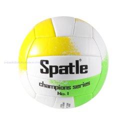 Amtliche Größen-Machine-Stitched Volleyball Kurbelgehäuse-Belüftung für Abgleichung-und Spiel-Zoll-Firmenzeichen