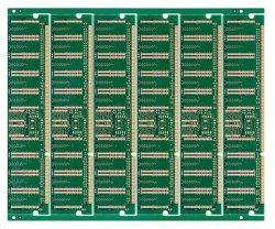 Ouro de imersão+OSP Calculador de camada 4 Placa de memória PCB de Electrónica de Consumo