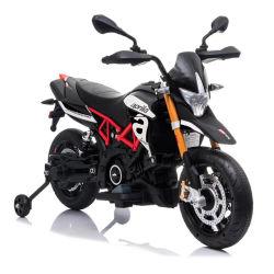 6V Magic Passeio de automóveis eléctrica para lactentes e crianças de motociclo eléctrico preta para crianças Mz-222