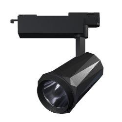 COB LED Track Light Epistar Chip 50W Commercial Light