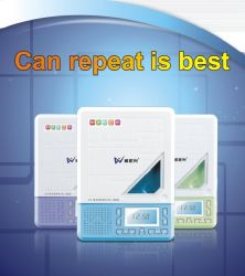 /CD MP3 de la máquina de aprendizaje