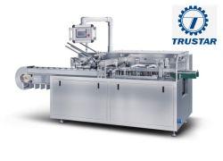 Automatische cartoner Facial Tissue Paper Box Carton Packing machine