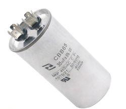 Cbb65 Air Conditioner Capacitor 250VAC Polypropylene Film Capacitor
