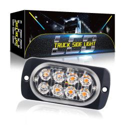 مصباح LED وامض بار تحذير السيارات وأمن الطوارئ مصابيح التحذير