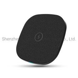 Qi-drahtlose Aufladeeinheit, schnelles Mini für iPhone SamsungAndroid