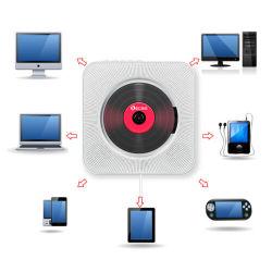 Le président murale Lecteur de musique Bluetooth USB Home Audio portable de radio FM de lecteur de CD