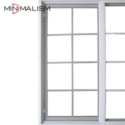 Tem proteção contra o isolamento térmico Quality Hotel do enquadramento de vidro corrediço de alumínio