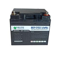 太陽エネルギーの記憶のためのエリート4s 12V LiFePO4 60Aの流れそしてバランス機能リチウム電池