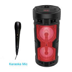 2020 Radioapparat Bluetooth Lautsprecher-beweglicher lauter Lautsprecher mit Multimedia-Karaoke für beweglichen Lautsprecher Tablets Bluetooth Lautsprecher