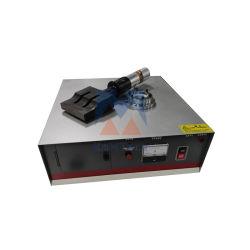 Маску для лица (3 ply) сварочный аппарат ультразвуковой сварки постоянного (аналогового типа)