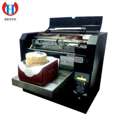 Cake Fordan Picture/Commercial Edible Ink Cake Printing Machineのための安定したPerformance Easy Operation Printer