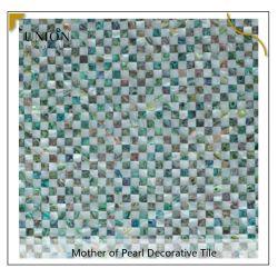 新デザインの Albalone Shell Mosaic Mother of Pearl Backsplash Wall Tile in Natural polychromy 、 Size of Tile 11.8 X 11.8 in