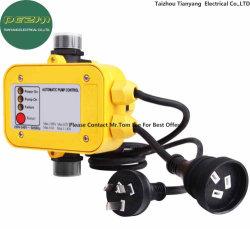 Los interruptores de presión electrónico como controles de bomba y reguladores de presión