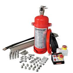 Сертифицированные системы автоматического пожаротушения транспортного средства ECE R107