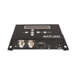 DVB-T RF 출력 신호 입력 1080p 디지털 모듈레이터