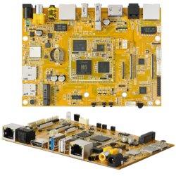 SBC quad-core incorporato per TV box 4K