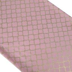 Strato dell'assestamento della casa del Comforter di stampa dell'oro per la tessile domestica