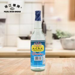 純粋な米から醸造されるアルコール飲料600mlの白ワイン100%を調理する真珠の川橋塩