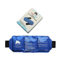 Gel de micro-ondes personnalisé Hot Ice Pack pour soulager la douleur de la courroie