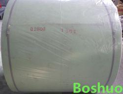 140GSM 150GSM 160GSM 180GSM 200 gramos de betún Spunbond reforzada de Poliéster no tejido de tela de fieltro techado de Mateo, para impermeabilización de betún Sbs Barrera de membrana