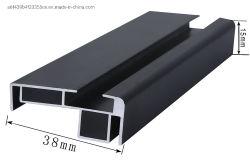 3815 P10 Sign Publicidad LED Display Lightbox Bastidor de perfiles de aluminio