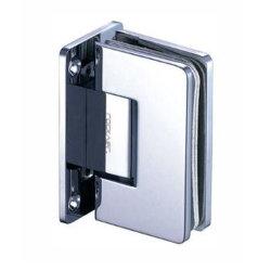 Hardware del portello di buona qualità hardware di vetro del portello della cerniera di portello dell'acquazzone da 90 gradi