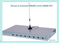 8 puertos FWT CDMA/Gateway/Terminal inalámbrico fijo a 800 MHz