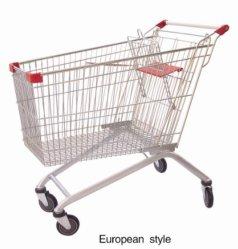 زنك Plated Supermarket Hypermarket للتسوق ترولي