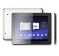 "9.7"" Tablet (Item N.º EPM9702) com CPU Rockchip Rk3066, ARM Cortex-A9, Dual-core de 1,8 Ghz, 16 GB de disco rígido, SO Android Market 4.1.1"
