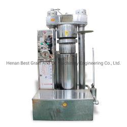 pressoir à huile hydraulique de taux d'huile élevée