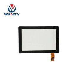 10.1-дюймовый индивидуальные Емкостный сенсорный экран, непосредственно на заводе
