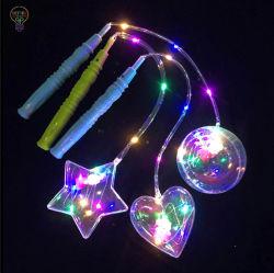 아이 성인을%s LED 풍선 놀 지팡이 놀 당의 지지