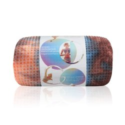 Handdoeken van de Yoga van de Gemzen van de Polyester van 100% de Antislip Antibacteriële Hete
