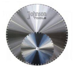 het Scherpe Blad van de Muur van de Diamant van 6001600mm met de Lange Gewapend beton Scherpe Hulpmiddelen van het Leven