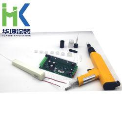 Порошок Huakun покрытие/покраске/опрыскивание/монтажная плата для опрыскивания/высокого напряжения/пистолет орган для порошковой оборудование для нанесения покрытия