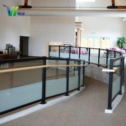 Kundenspezifische lamellierte ausgeglichenes Glas-Schiebetüren und Fenster für Haus